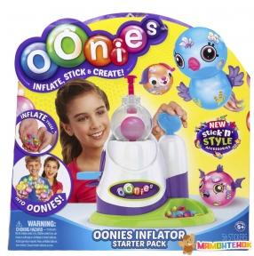 Набор для создания игрушек Oonies Волшебная фабрика (19954)