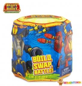 Игровой набор с роботом Ready2Robot Фантастический сюрприз 551034