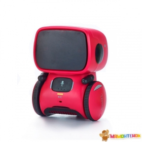 Интерактивный робот с голосовым управлением AT-ROBOT (красный) AT001-01