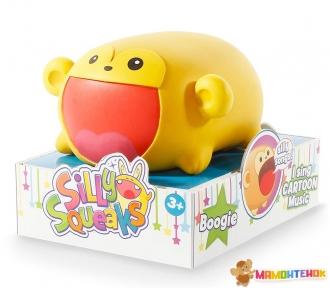 Музыкальная игрушка-нотка SILLY SQUEAKS БУГИ МИ