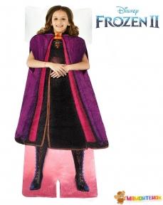 Плед-платье BLANKIE TAILS серии Disney Холодное сердце Анна BT0090-B