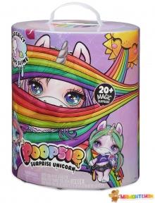 Игровой набор Poopsie Единорог с сюрпризами W2 (со слайм-аксессуарами) 555995