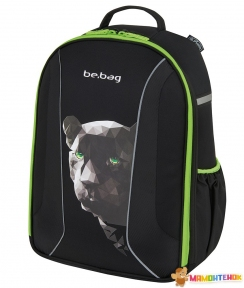 Рюкзак школьный Herlitz Be.Bag AIRGO Black Panter