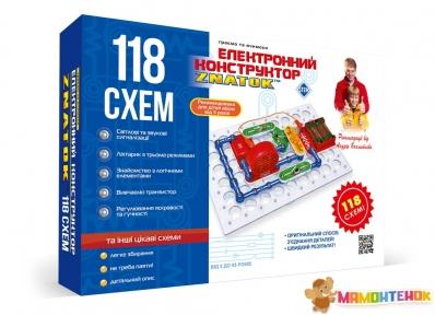 Конструктор ZNATOK (118 схем) 70820