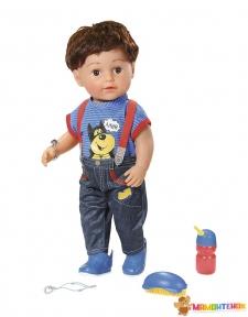 Кукла BABY BORN Старший братик 825365 (43 см, с аксессуарами)