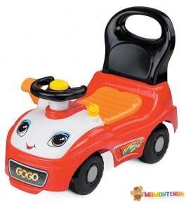 Игрушка Weina машина-каталка Маленький принц (2148)