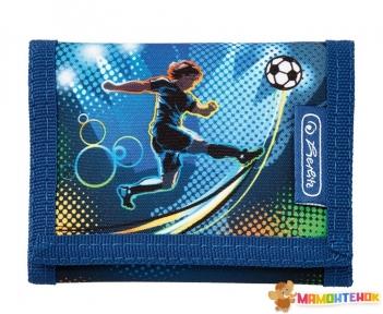 Кошелек детский Herlitz Children's purse Soccer