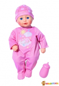 Кукла MY FIRST BABY ANNABELL Моя малышка 30 см  701836