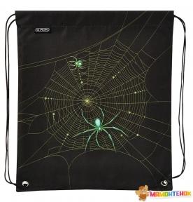 Сумка для обуви Herlitz Sport bag Spider
