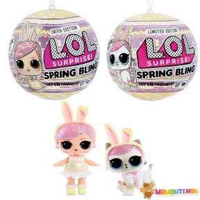 Игровой набор L.O.L. SURPRISE! серии Spring Bling Весенний сюрприз 117278