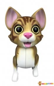 Интерактивная кошечка Cutesy Pets Дейзи (88534)