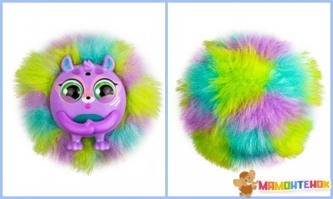 Интерактивная игрушка Tiny Furries ПУШИСТИК ЖАСМИН (звук) 83690-J