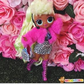 Игровой набор с куклой L.O.L. SURPRISE! серии O.M.G. Дива 560562