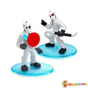 Набор игровых фигурок Fortnite Козырь с красной маской сердце и Козырь с черной маской пика 63541