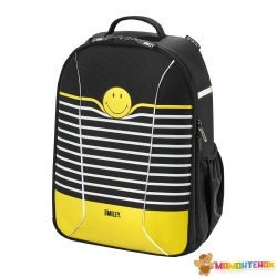 Рюкзак школьный Herlitz Be.Bag AIRGO Smileyworld Stripes
