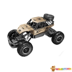 Автомобиль Sulong Toys Off-road crawler на р/у ROCK SPORT SL-110AG