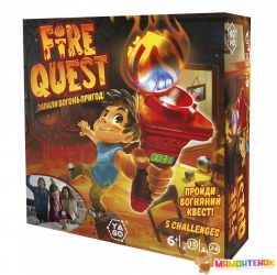 Игра-квест YaGo Fire Quest (YL041)