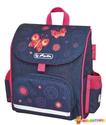 Ранец дошкольный Herlitz Pre-MINI SOFTBAG Butterfly