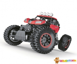 Автомобиль Sulong Toys OFF-ROAD CRAWLER на р/у SUPER SPORT (красный, 1:18) SL-001RHR