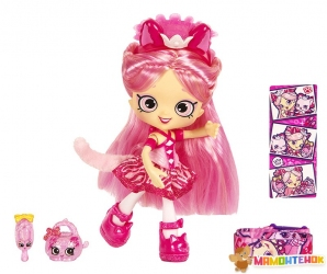 Кукла Shopkins Shoppies S9 серии Wild style Пируэтта (56713)