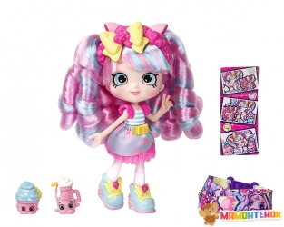 Кукла Shopkins Shoppies S9 серии Wild style Сахарная Кенди (56926)