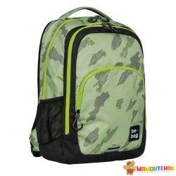 Рюкзак Herlitz Be.Bag be.ready Camouflage оливковий