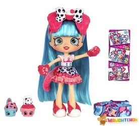 Кукла Shopkins Shoppies S9 серии Wild style Джессикейк (56714)