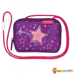 Кошелек детский Herlitz Crossbody Melody Star