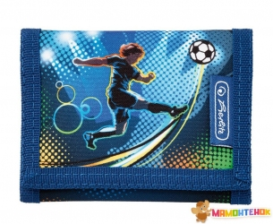 Кошелек детский Herlitz Children's purse Soccer