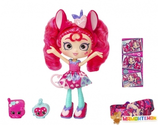Кукла Shopkins Shoppies S9 серии Wild style Валентинка (56830)