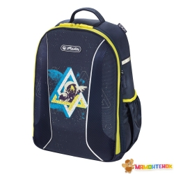 Рюкзак школьный Herlitz Be.Bag AIRGO Space Man