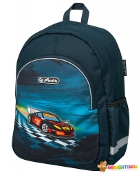 Рюкзак детский Herlitz Children's Backpack Super Racer