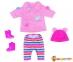 Набор одежды для куклы BABY BORN Зимний стиль 826959