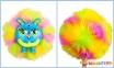 Интерактивная игрушка Tiny Furries ПУШИСТИК БОНИ (звук) 83690-BO